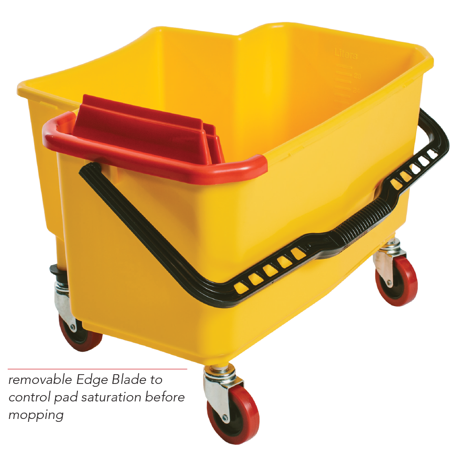 Product Catalog Dock N Mop Microfiber Bucket