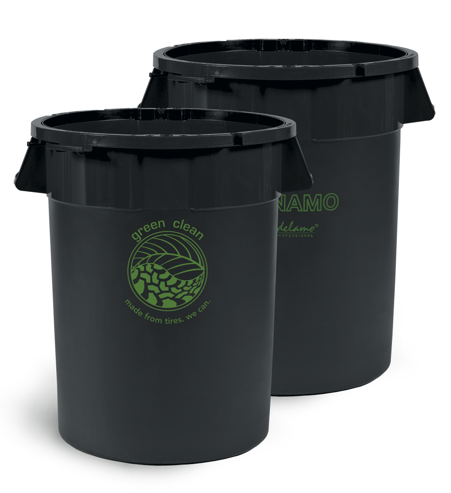 Product Catalog 32 Gal Dynamo Trash Can